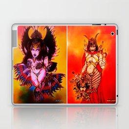 Halloween Mileena, Trick or Treat Sweet Sister. Laptop & iPad Skin