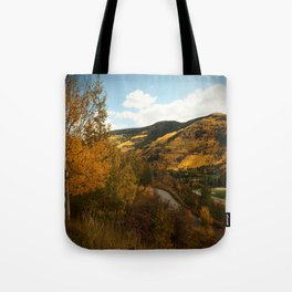 Autumn Vail Tote Bag