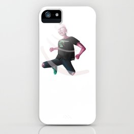 Lars Roars iPhone Case