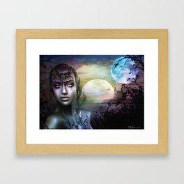 3moons Framed Art Print