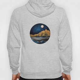 Midnight Desert Moon Hoody