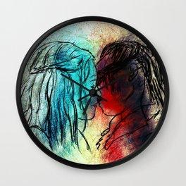 CLEXA - The 100 Wall Clock