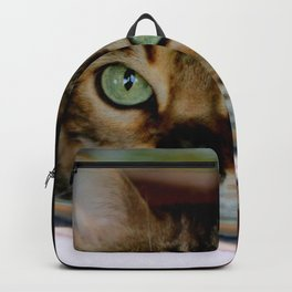 Just A Bit Nose-y Backpack