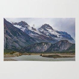 Parque Nacional los Glaciares - Patagonia - Argentina Rug