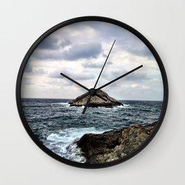 Small Island Wall Clock