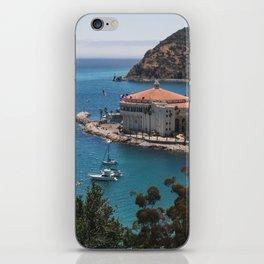 Avalon Bay, Catalina Casino iPhone Skin