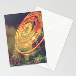 The Ferris Wheel II Stationery Cards