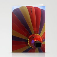 balloon Stationery Cards featuring Balloon  by Christine baessler