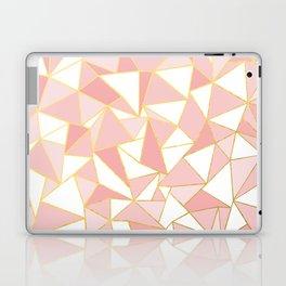 Ab Out Blush Gold 2 Laptop & iPad Skin