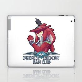Prince Sidon Fan Club Laptop & iPad Skin