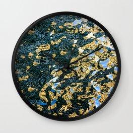 reflection abstract Wall Clock