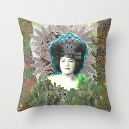 Remedies for Re(membering) Series Throw Pillow
