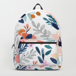 Jolene Floral Backpack
