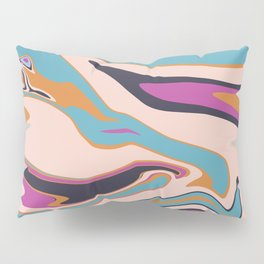 Marblized 7 Pillow Sham