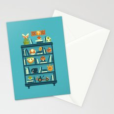 Mario Shelf Stationery Cards