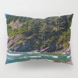 Oswald Beach, Oregon Pillow Sham