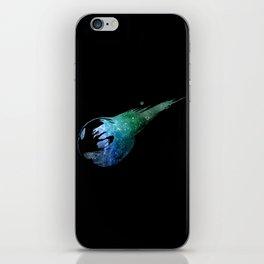 Final Fantasy VII logo universe iPhone Skin