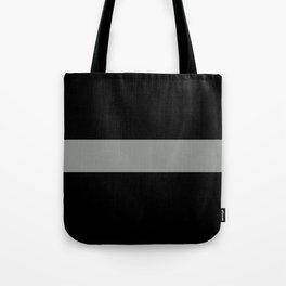 The Thin Grey Line Tote Bag
