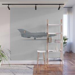 Mikoyan-Gurevich MiG-21 Wall Mural