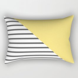 dismantled pattern Rectangular Pillow
