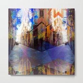 Akin to recalling, instead; understood mimicry. 08 Metal Print