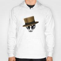 rorschach Hoodies featuring Rorschach by Oblivion Creative