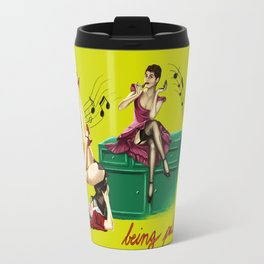 Just Gals Being Pals Travel Mug