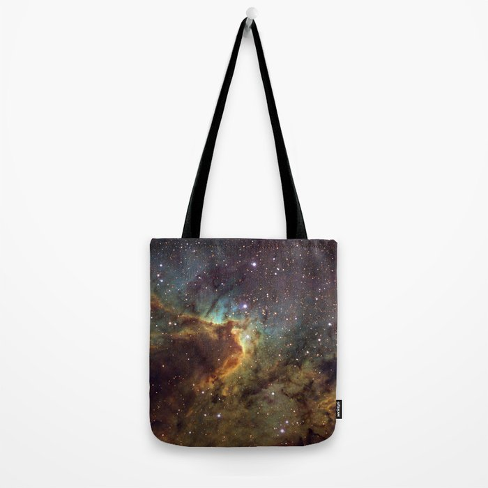 Cave Nebula SH2-155 Tote Bag