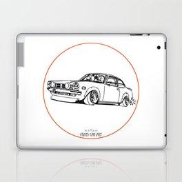 Crazy Car Art 0190 Laptop & iPad Skin