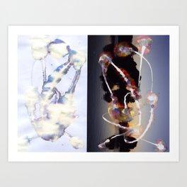 Bleach-1 Art Print