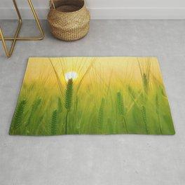 Fields of Barley Rug