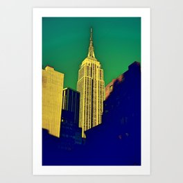 Artistic Empire Art Print