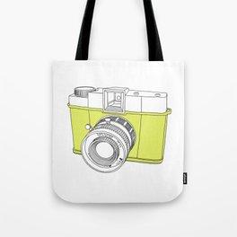 Diana F+ Glow - Plastic Analogue Camera Tote Bag