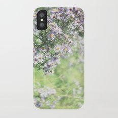 Flowers and Stuff iPhone X Slim Case