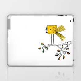 Nosy Bird Laptop & iPad Skin