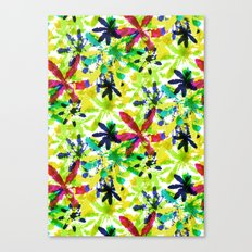 Colorful Field Canvas Print
