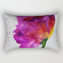 Burst of Color Rectangular Pillow