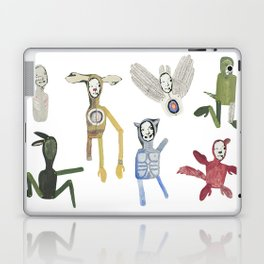 Incomplete Creatures Laptop & iPad Skin