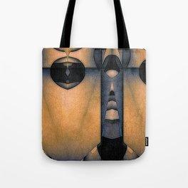 Keyhole Fantasy Tote Bag