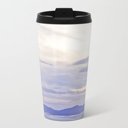 Purple Mountain Majesty Metal Travel Mug
