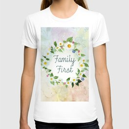 Family First T-shirt