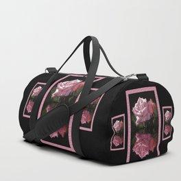 Rose reflections Duffle Bag