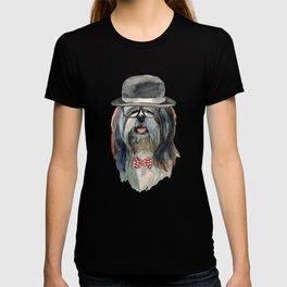 Lhasa Apso, lhasa apso gift T-shirt