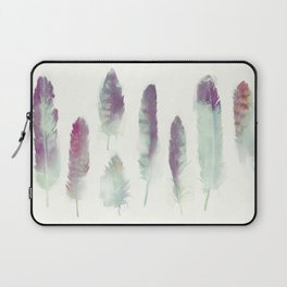 Feathers // Birds of Prey Laptop Sleeve