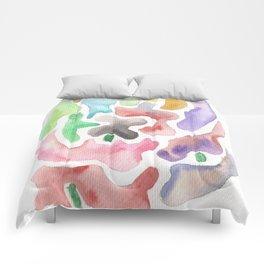 171115  Colour Shape 5 Comforters