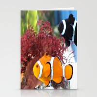 nemo Stationery Cards featuring Finding Nemo! by Becky Dix