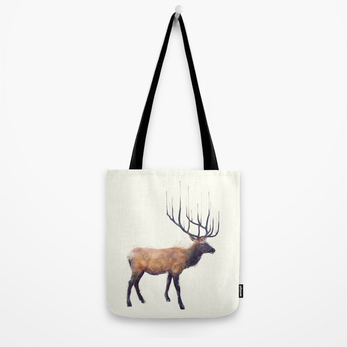 Elk // Reflect (Right) Tote Bag