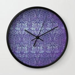 Morris Brer Rabbit Indigo Wall Clock