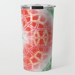 Christmas Watermelon Travel Mug