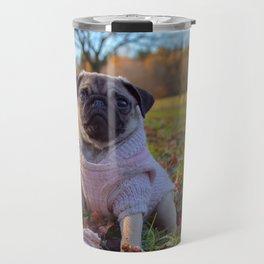 Dog by Ashleigh Robertson Travel Mug